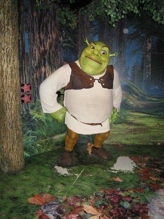 Shrek world london reviews