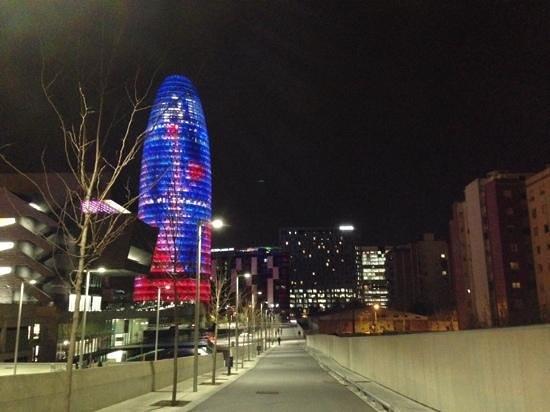 Novotel Barcelona City: hotel