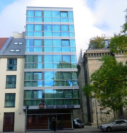 Best Western Hotel Berlin-Mitte: front of house