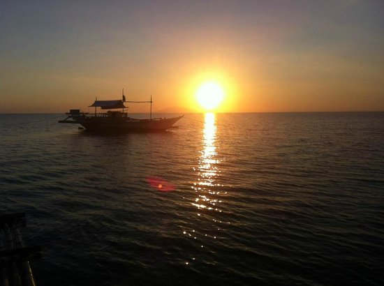 White Castle Resort & Hotel: Sonnenuntergang zum Aperitif