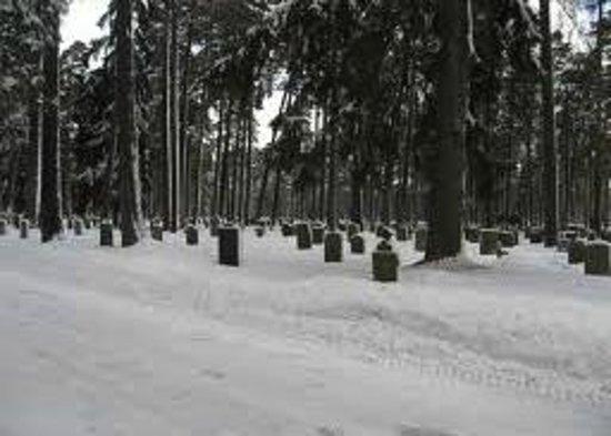 Skogskyrkogården : lick it