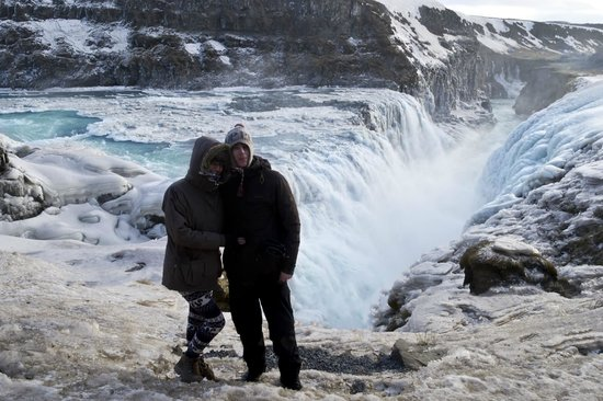 Gullfoss: Great Proposal Location