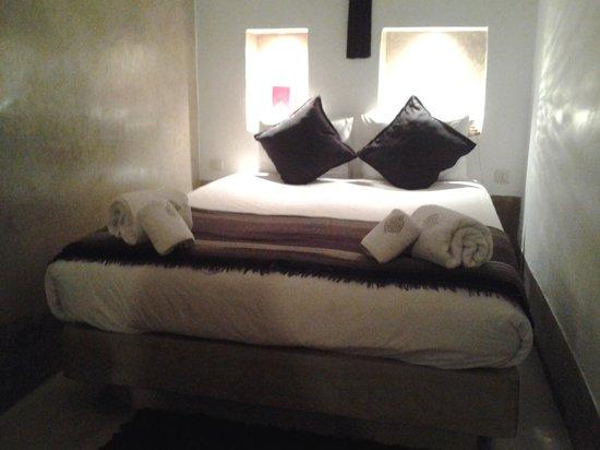 Riad Bamboo : chambre valentin