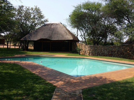 Kwamahla Conference Centre & Game Lodge: Piscina