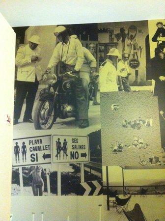 Chic & Basic Ramblas : interno camere