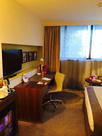 Crowne Plaza Montpellier Corum: Bureau