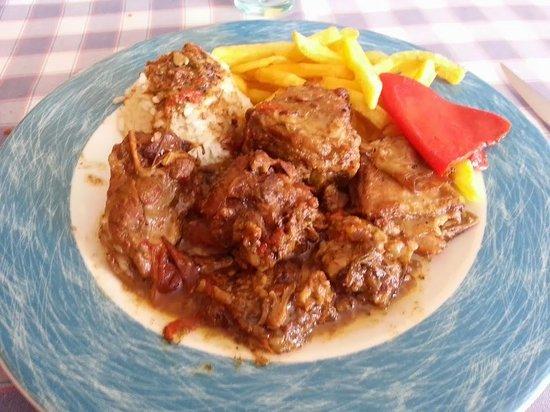 Restaurante El Pradillo: Guiso de Cordero