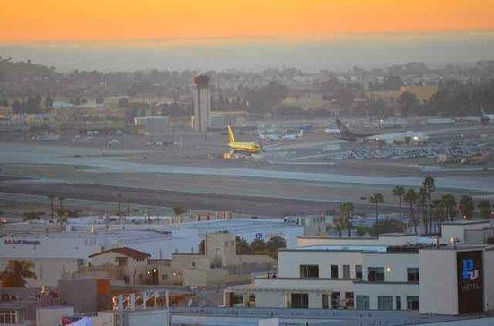Four Points by Sheraton San Diego Downtown: Vista do topo do hotel