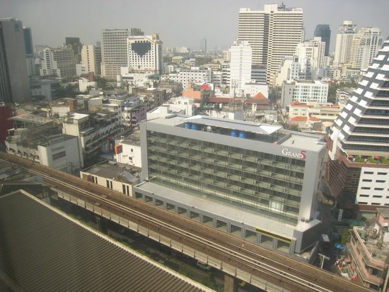 Landmark Bangkok: view from room