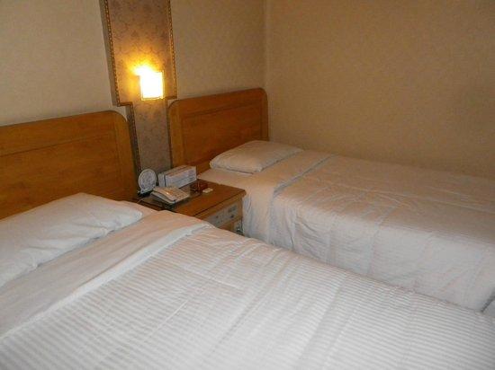 Busan Tourist Hotel: ツインルーム