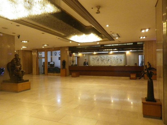 Busan Tourist Hotel: ホテルフロント