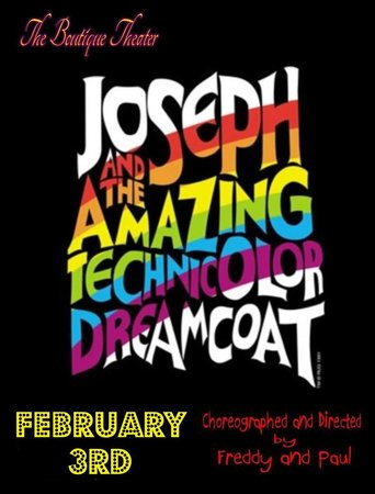 The Boutique Theatre : Joseph And The Amazing Technicolor Dreamcoat