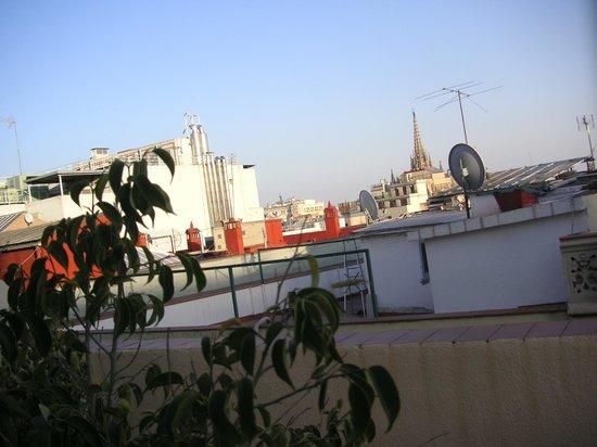 Hotel Cortes: Über den Dächern von Barcelona
