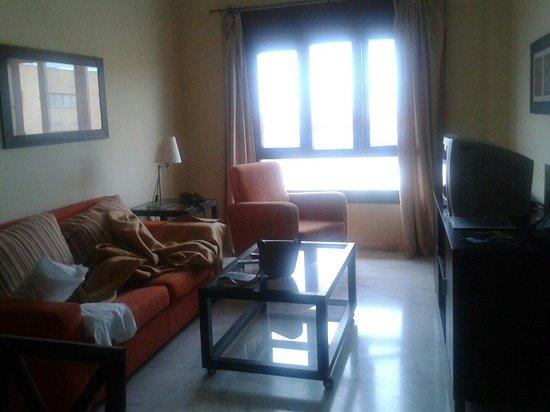 Apartamentos Turisticos Covadonga: October 2011