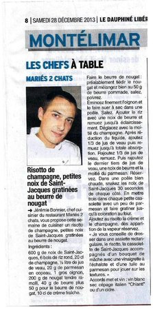 Mariés 2 Chats : Article.
