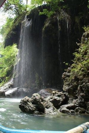 Mangrove Forest Nusa Lembongan : les chutes