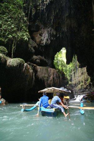 Mangrove Forest Nusa Lembongan : les bateaux