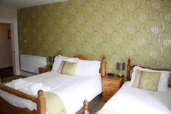 Wallsend Guest House, Wigwams and Tea Room: Room