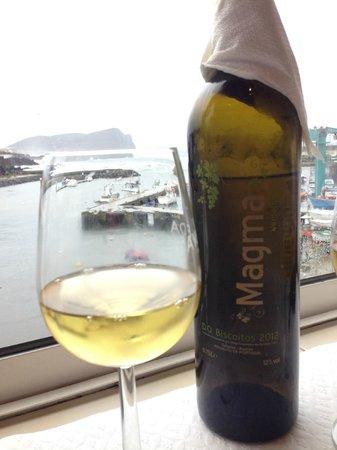 Beira Mar São Mateus: vinho magma