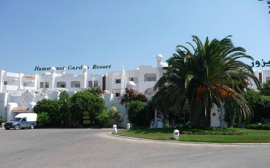 Hammamet Garden Resort & Spa : facade