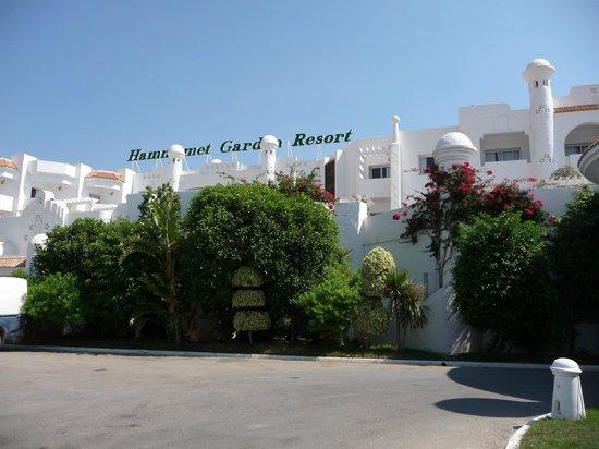 Hammamet Garden Resort & Spa : hotel facade