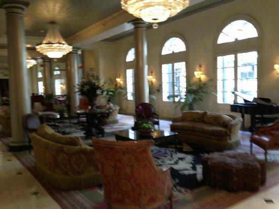 Bourbon Orleans Hotel: Main Lobby