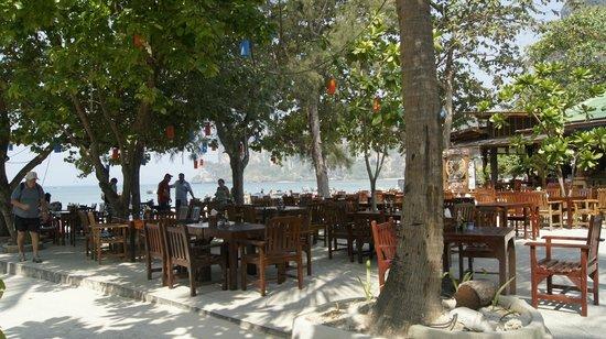 Sand Sea Resort: Restauracja hotelowa