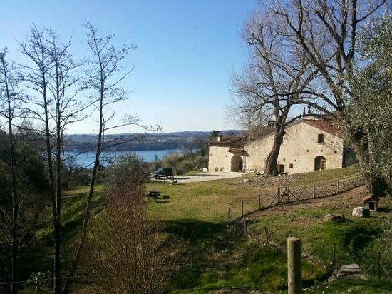 Premignaga Country House & Resort : Vista dal parco