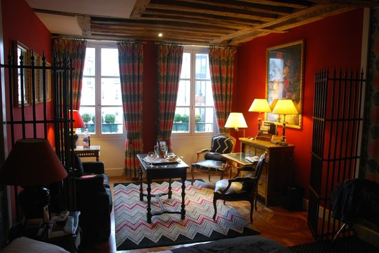 Hôtel Relais Saint Germain : more from the room