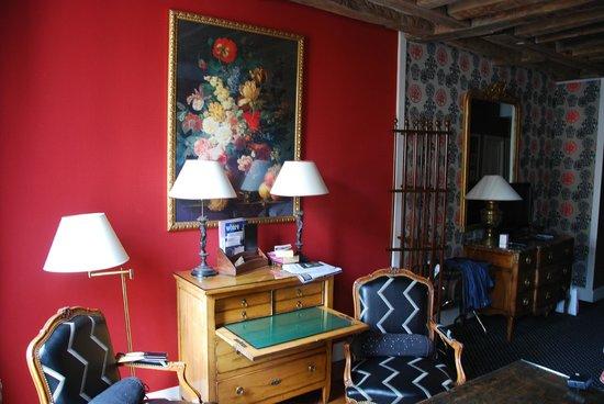 Hotel Relais Saint-Germain: Alexander dumas suite