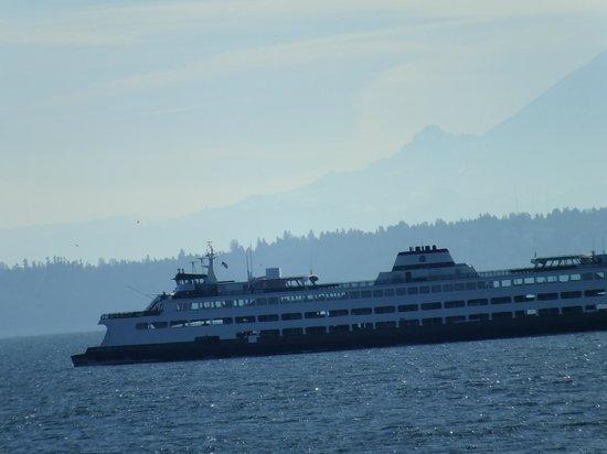 Washington State Ferries : From Edmonds