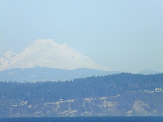 Washington State Ferries : Mt Baker