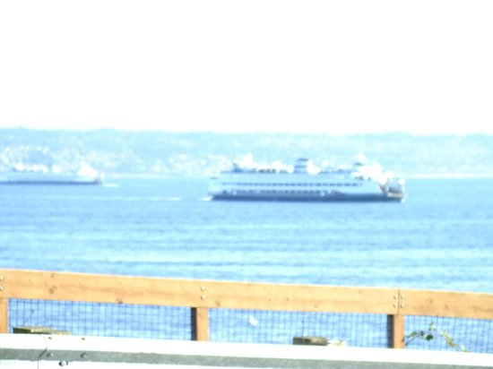 Washington State Ferries: Passing