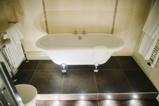 Middletons York: Executive bathroom