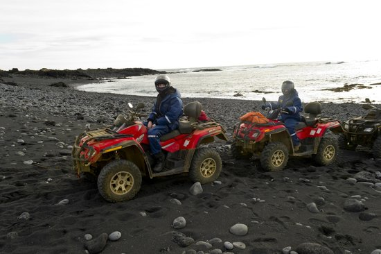 4X4 Adventures Iceland: The Quads