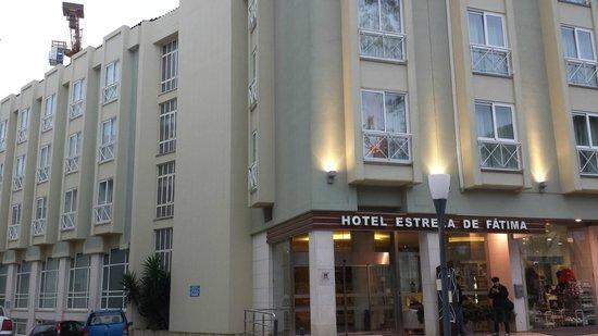 Hotel Estrela de Fatima : Hotel Estrela de Fátima, Fátima.