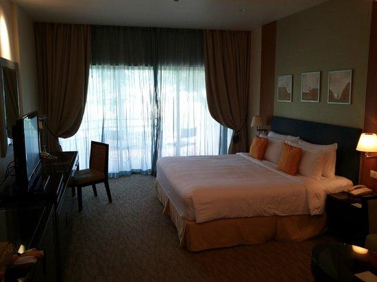 Shangri-La's Tanjung Aru Resort & Spa: Room