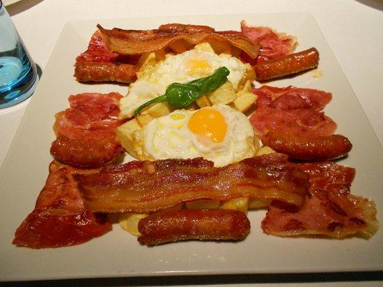 Restaurante Racó de Paco: Con los mejores productos confeccionamos los mejores platos.....