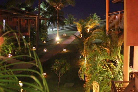 Aruana Eco Praia Hotel: Área do Hotel