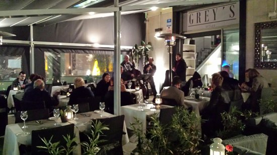 Greys Sitges: jazz night