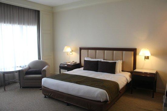 Hotel Istana: Номер
