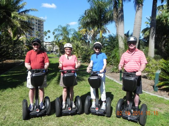 All About Fun Tours: Segway Tour with All About Fun-St. Petersburg, FL