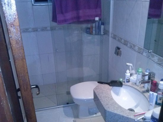 Del Rey Hotel : Banheiro