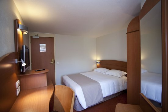 Kyriad Rennes Nord : Chambre Double