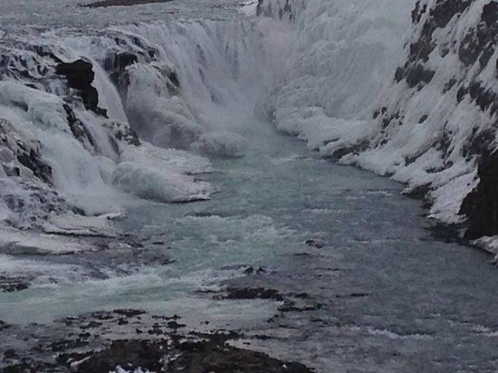 Hotel Fron: glacier golden circle