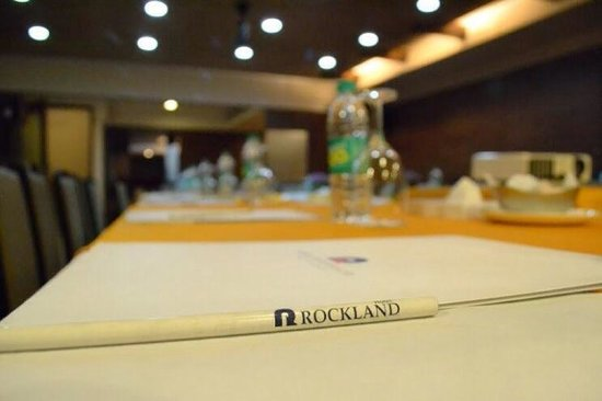 Rockland Inn: Conference facilities