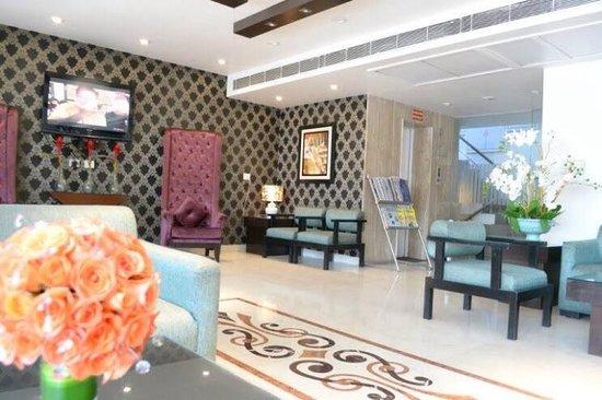 Rockland Inn: Lobby