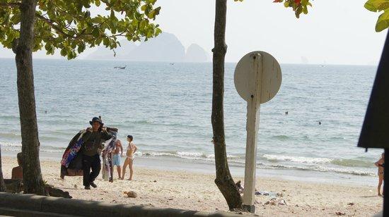 Golden Beach Resort : Plaża