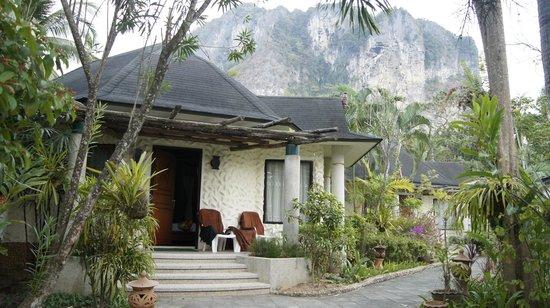Golden Beach Resort : Bungalow