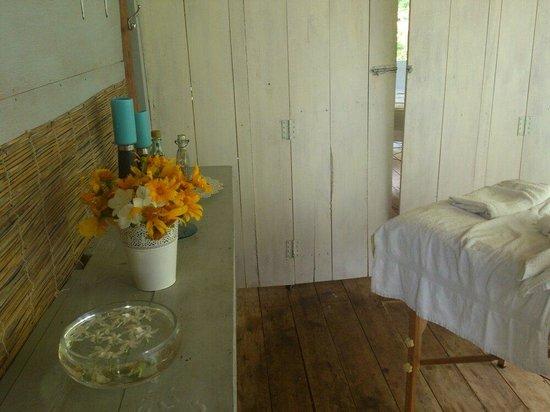 The Sanctuary Spa: Beatiful spa centre